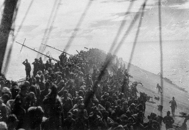 Trận hải chiến lớn chưa từng thấy trong lịch sử hiện đại - 4