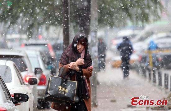 Trung Quốc: Rét kỉ lục, tuyết phủ trắng xóa nhiều nơi - 6