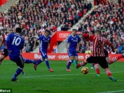 Bóng đá - Southampton – Chelsea: Hai khoảnh khắc xuất thần