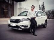 """Tin tức ô tô - Honda Việt Nam giới thiệu CR-V phiên bản đặc biệt – """"Đúng chất, xứng tầm"""""""