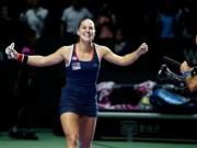 Thể thao - Cibulkova và câu chuyện cổ tích WTA Finals 2016