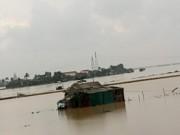 Tin tức trong ngày - Quảng Bình: Nước sông đột ngột dâng cao, nguy cơ lũ chồng lũ