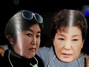"""Thế giới - """"Người chị em"""" bí ẩn điều khiển Tổng thống Hàn Quốc"""