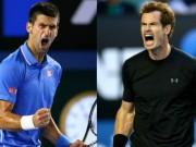 """Thể thao - BXH tennis 31/10: Murray """"đốt đuốc"""" phía sau Djokovic"""