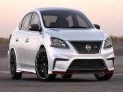 Tư vấn - Nissan Sentra NISMO phiên bản sản xuất lộ diện