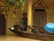 Tin tức trong ngày - Lũ trên sông Gianh đang nhấn chìm hàng ngàn ngôi nhà