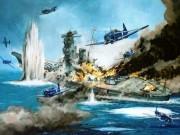Thế giới - Trận hải chiến lớn chưa từng thấy trong lịch sử hiện đại