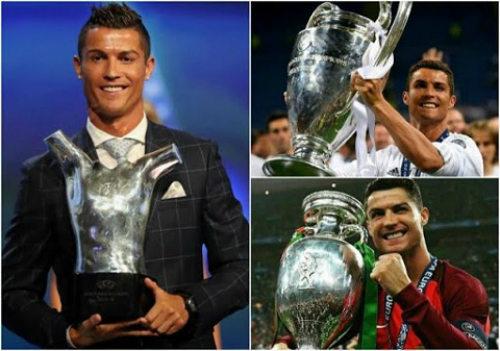 """""""Không ai xứng hơn Ronaldo đoạt Quả bóng vàng 2016"""" - 1"""