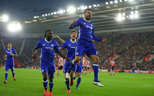 "Diego Costa: ""Trai ngoan"" đúng mực của Chelsea-Conte - 2"