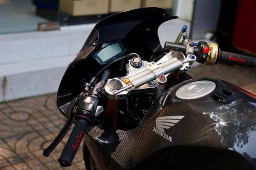MSX 125 biến hình thành MotoGP độc nhất Sài thành - 2