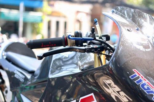 MSX 125 biến hình thành MotoGP độc nhất Sài thành - 3
