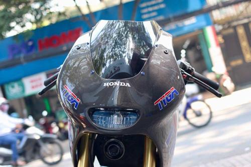 MSX 125 biến hình thành MotoGP độc nhất Sài thành - 5