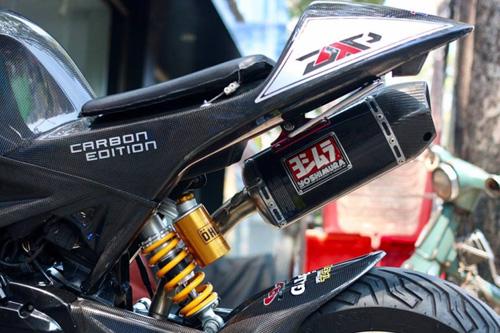 MSX 125 biến hình thành MotoGP độc nhất Sài thành - 8