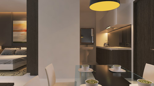 5 ưu điểm của căn hộ trọn gói chỉ 599 triệu đồng - 2