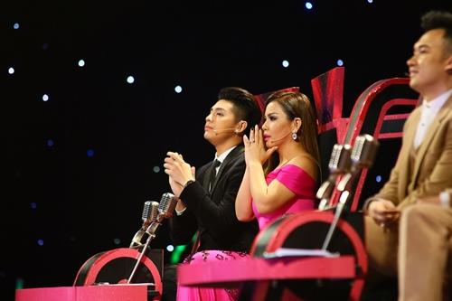 Minh Tuyết nhận Noo Phước Thịnh làm em nuôi trên truyền hình - 3