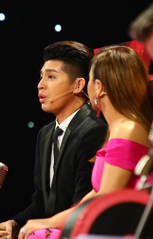 Minh Tuyết nhận Noo Phước Thịnh làm em nuôi trên truyền hình - 2