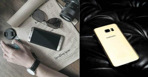 Một sắc màu mới sẵn sàng vẽ tiếp hành trình Galaxy S7 edge? - 1