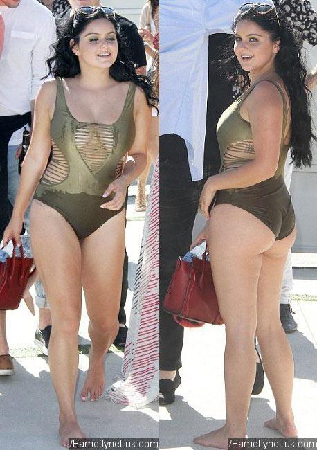 """""""Cô béo đẹp nhất Hollywood"""" lại bị la ó vì mặc hở hang - 9"""