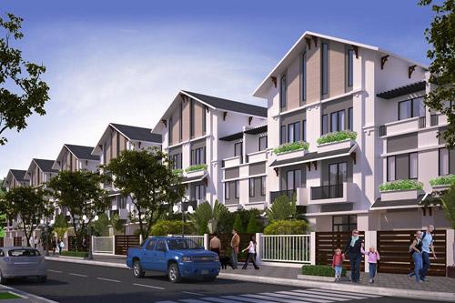 STDA chính thức mở bán dự án The Green Daisy - 1