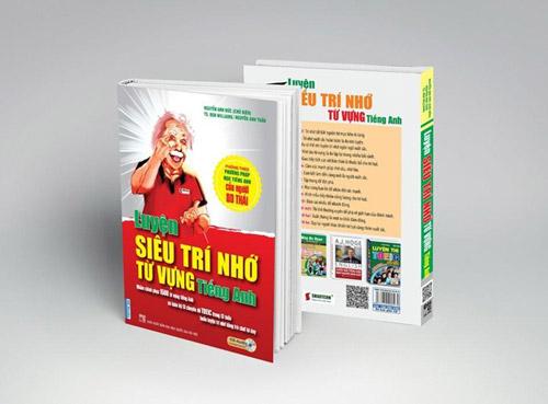 Học tiếng Anh qua sách luyện siêu trí nhớ từ vựng - 1