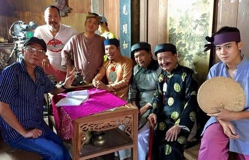 """Vân Dung, Quang Thắng nức nở kể về """"bố"""" Phạm Bằng - 5"""