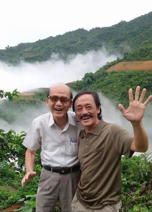 """Vân Dung, Quang Thắng nức nở kể về """"bố"""" Phạm Bằng - 4"""