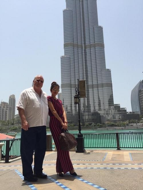 Fan tiếc ngẩn người khi mỹ nhân phim 18+ Thái lấy chồng 70 tuổi - 9