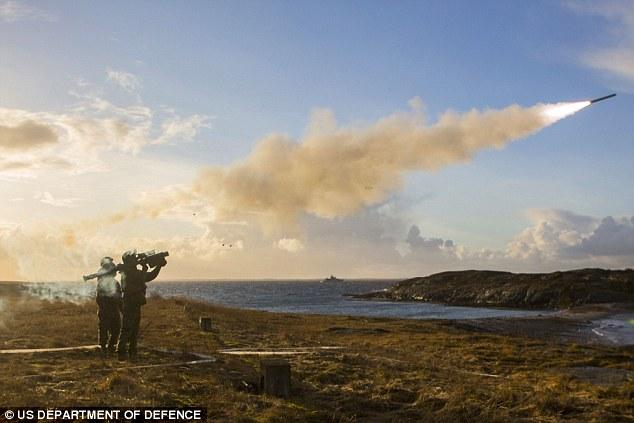 Quan chức Nga dọa hủy diệt Na Uy vì cho lính Mỹ đồn trú - 2