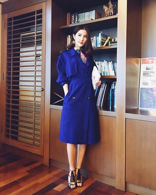 Mỹ nhân Việt mặc gì khi trời trở lạnh? - 6