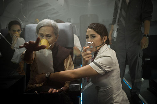 Video: Những nữ tiếp viên hàng không kinh dị nhất màn ảnh - 2