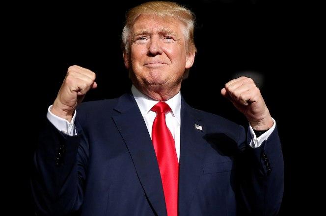 Trí tuệ nhân tạo dự đoán Trump thắng cử, nổi hơn cả Obama - 1