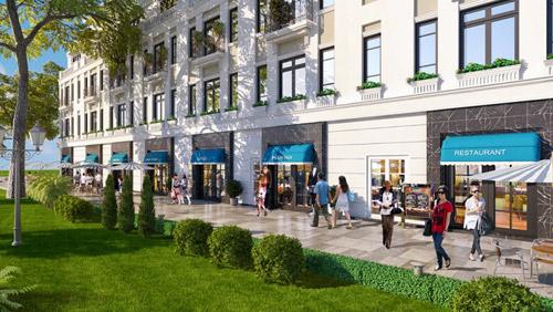 Shophouse - Cơn gió mới trên thị trường bất động sản Bắc Ninh - 1