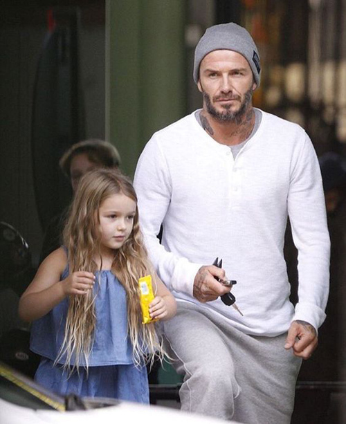 """""""Cô gái"""" khiến Beckham bỏ sự nghiệp ngày càng xinh yêu - 6"""