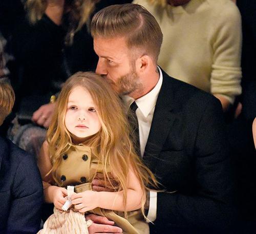 """""""Cô gái"""" khiến Beckham bỏ sự nghiệp ngày càng xinh yêu - 10"""