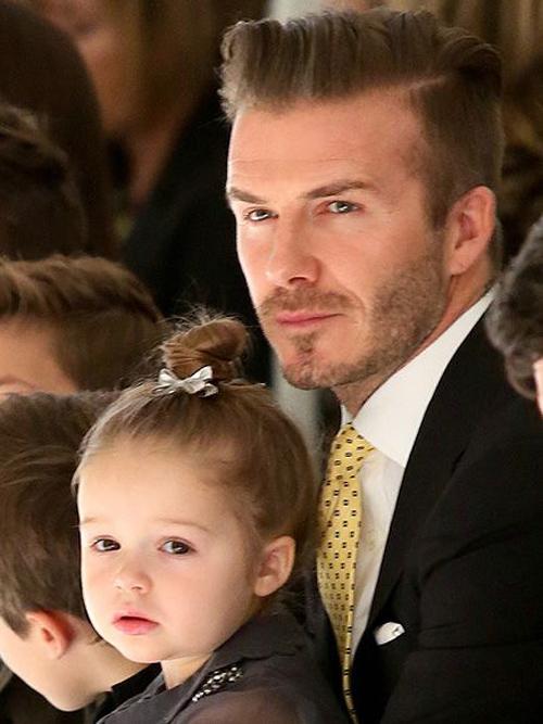 """""""Cô gái"""" khiến Beckham bỏ sự nghiệp ngày càng xinh yêu - 12"""