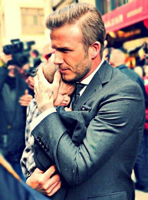 """""""Cô gái"""" khiến Beckham bỏ sự nghiệp ngày càng xinh yêu - 14"""