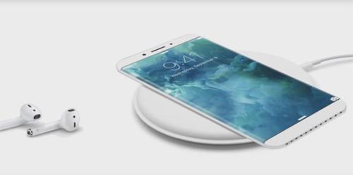 iPhone 8 bản 5,5 inch dùng màn hình cong OLED - 1
