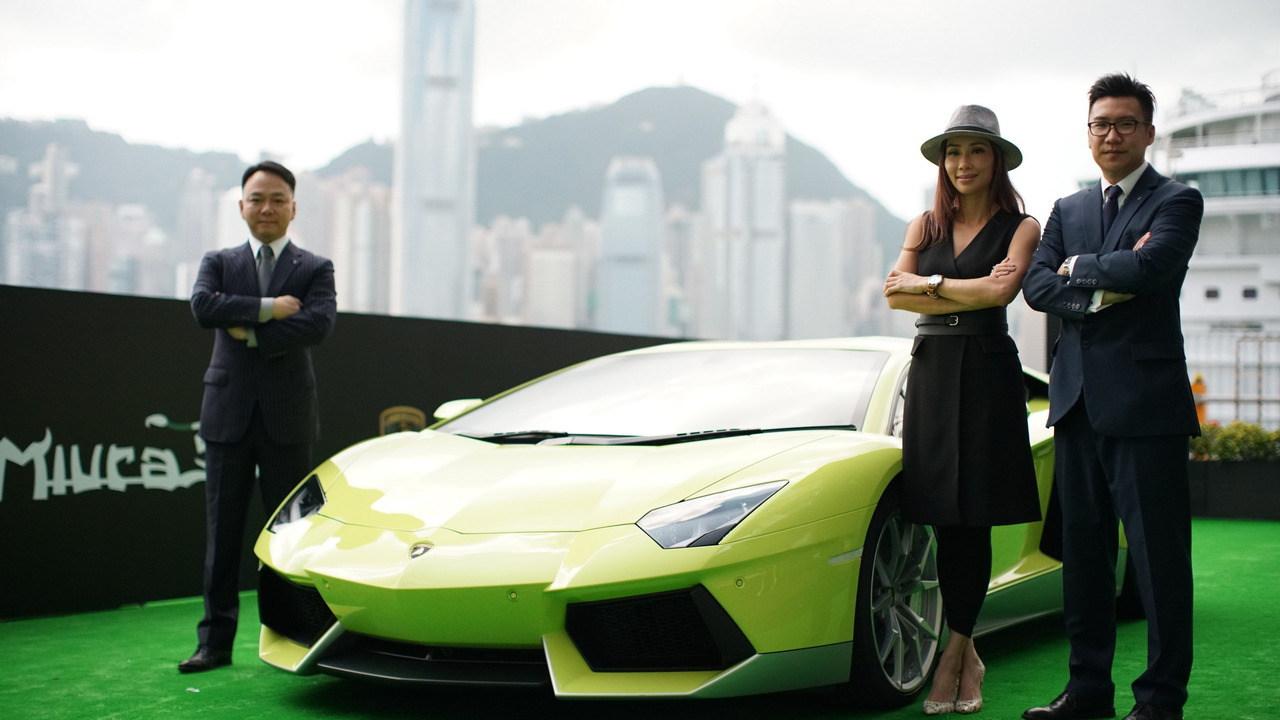"""Ngắm Lamborghini Aventador màu rắn xanh cực """"độc"""" - 2"""