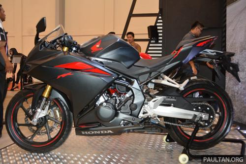 Xác nhận Honda CBR250RR 2017 công suất 36 mã lực - 2