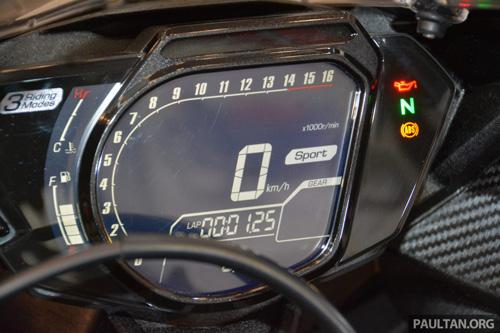 Xác nhận Honda CBR250RR 2017 công suất 36 mã lực - 4