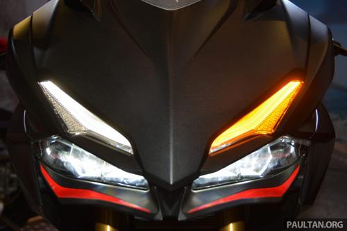 Xác nhận Honda CBR250RR 2017 công suất 36 mã lực - 3