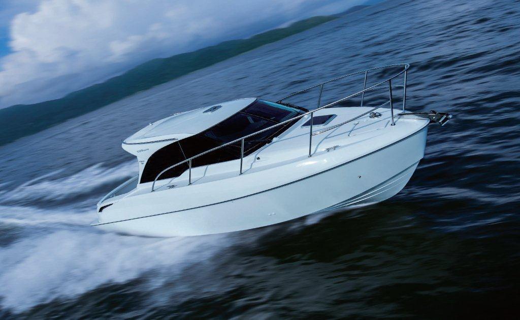 Du thuyền Ponam-28V Sport Cruiser sang trọng của Toyota - 3