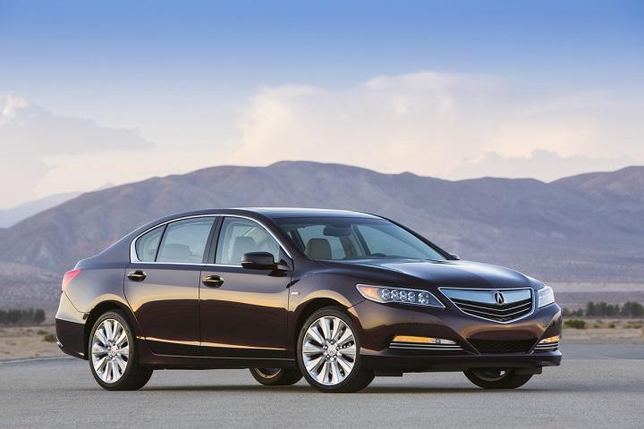 Những sedan sang trọng có giá dưới 60.000 USD - 1