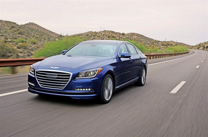 Những sedan sang trọng có giá dưới 60.000 USD - 6