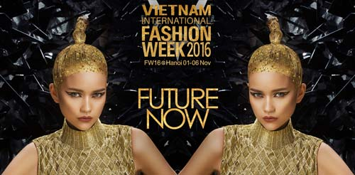 Mẫu 154cm mở màn sàn diễn Vietnam International Fashion - 4