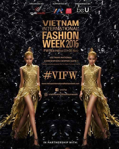 Mẫu 154cm mở màn sàn diễn Vietnam International Fashion - 6
