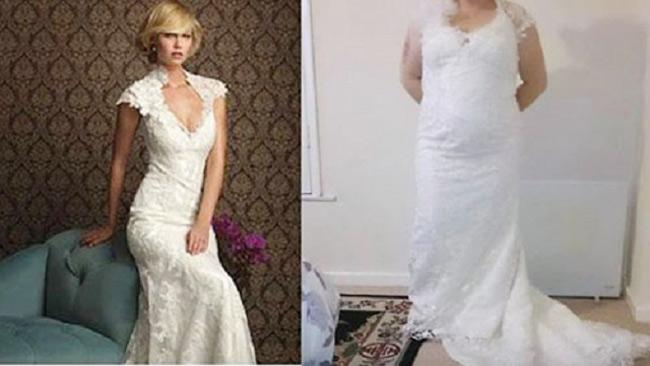 Mặc chiếc váy này, chắc chắn chú rể sẽ chạy mất dép trong ngày cưới