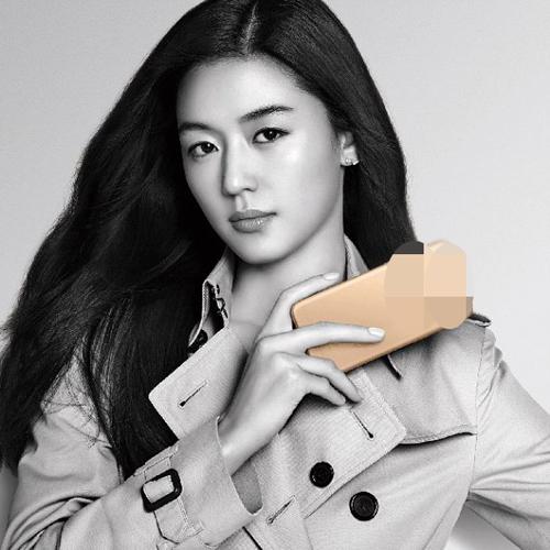 Cô nàng ngổ ngáo Jeon Ji Hyun vẫn đứng Top quảng cáo - 1