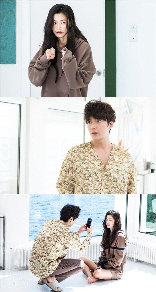 Cô nàng ngổ ngáo Jeon Ji Hyun vẫn đứng Top quảng cáo - 2