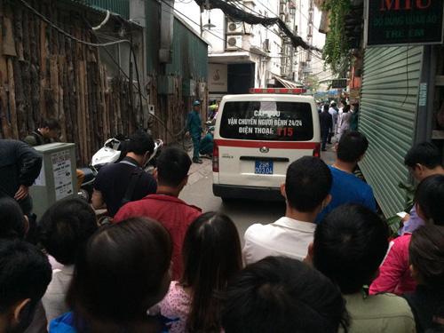 HN: Cháy dữ dội ở quán karaoke trên đường Trần Thái Tông - 17